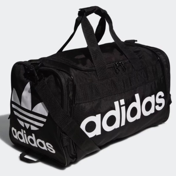 8b2a152f4040 Adidas Santiago Duffel Bag Gym travel luggage